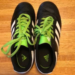 Adidas Soccer Cleats - kids size 2